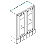 W3636BGD6 Wall Cabinets