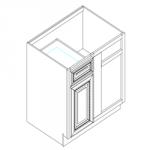 BC42/45 L/R Base Cabinets