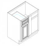 BLC39/42 L/R Base Cabinets