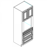 OC3390B Oven Cabinets