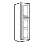 WP1884 Pantry Cabinets