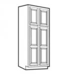 WP2496B Pantry Cabinets