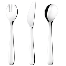 Georg Jensen Apetito Cutlery 3 pcs Set