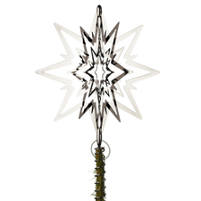 Georg Jensen's Top Tree Star Silver Plated