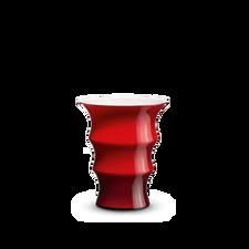 Holmegaard Karen Blixen Vase, red, H 17 cm