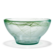 Holmegaard Nordlys Bowl, spring, 24 cm