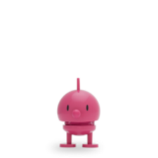 Hoptimist - Baby Bumble (small), Pink