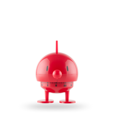 Hoptimist - Egg timer, Red