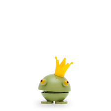Hoptimist - Princess Kvik Baby, Green