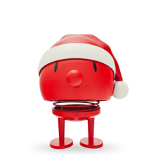 Hoptimist - Santa Bumble (large), Red