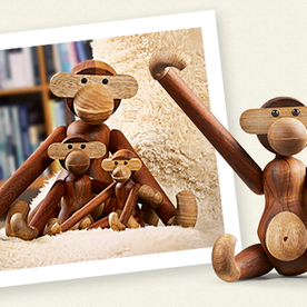 Kay Bojesen Monkey Small