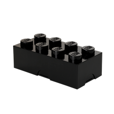 LEGO Lunch Box BLACK