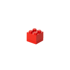 LEGO Mini Box 4 RED