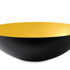 Normann Cph / Krenit Bowl Ø38, Yellow
