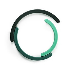 Normann Cph / Rainbow Trivet, Green