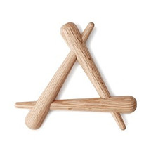 Normann Cph / Timber trivet