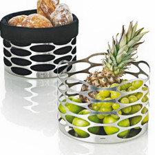 Stelton Embrace fruit bowl, 6.7 x 9.1 in. (US)