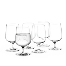 Holmegaard Bouquet Water glass, 6 pcs., 38 cl