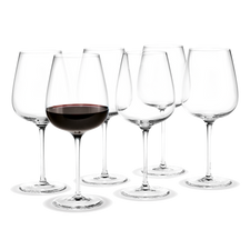 Holmegaard Bouquet Wine glass, 6 pcs., 62 cl