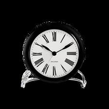 "Rosendahl Arne Jacobsen Roman Table Alarm Clock, 4.3"""