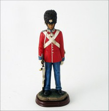THE COPENHAGEN HOUSE - Danish Royal Guard 9.5""