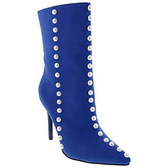 Oxy Blue Bootie