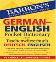 Barron's German-English Pocket Bilingual Dictionary
