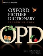 Oxford Picture Dictionary (Korean-English)