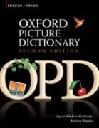 Oxford Picture Dictionary (Arabic-English)