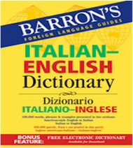 Barron's Italian-English Dictionary