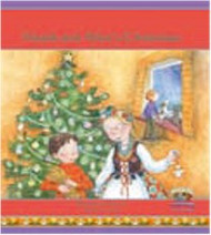 Marek and Alice's Christmas (Arabic-English)