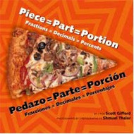 Piece = Part = Portion / Pedazo = Parte = Porci+???-+n (Spanish-English)