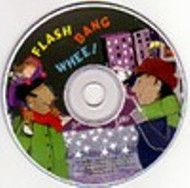 Audio CD Flash Bang Whee! (Multilingual)