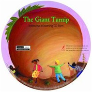 The Giant Turnip Interactive Literacy CD-ROM (Multilingual)