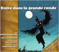 The Drum Calls Softly with CD (Cree-French)
