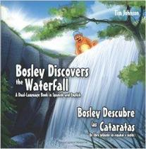 Bosley Discovers the Waterfall (Spanish-English)