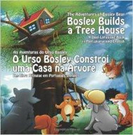 Bosley Builds a Tree House (Portuguese-English)