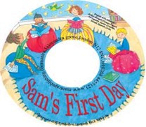 Audio CD Sam's First Day (Multilingual)