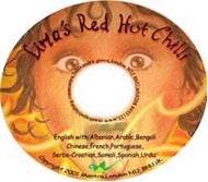Audio CD Lima's Red Hot Chilli (Multilingual)