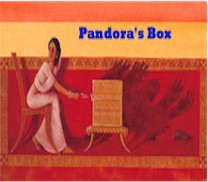 Pandora's Box: A Greek Myth (Gujarati-English)