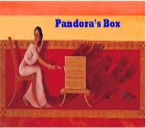 Pandora's Box: A Greek Myth (Czech-English)