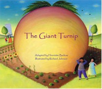 The Giant Turnip (Italian-English)