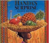 Handa's Surprise (Farsi-English)