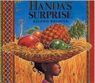 Handa's Surprise (Albanian-English)
