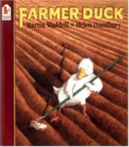 Farmer Duck (Gujarati-English)