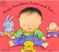 Head, Shoulders, Knees and Toes (Korean-English)