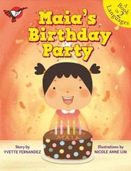 Maia's Birthday Party (Tagalog-English)