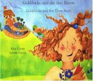 Goldilocks and the Three Bears (German-English)