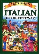 Let's Learn Italian Picture Dictionary (Italian-English)