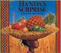 Handa's Surprise (Yoruba-English)